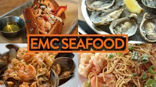 THE BEST MODERN ASIAN SEAFOOD RAW BAR! EMC - Fung Bros Food