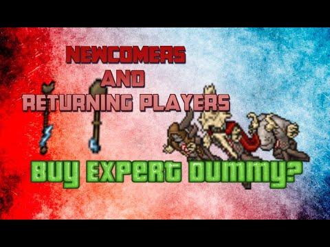 Tibia Ep.5 Should you buy Expert Dummy?