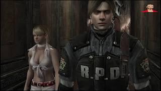 Resident Evil 4 Walkthrough Pro Mode Part 9  Sewers &  Rituals  ! ?
