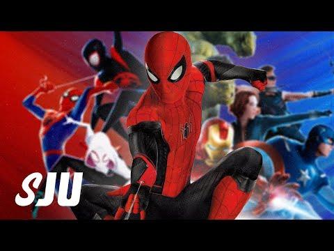 Disney and Sony Battle Over Spider-Man | SJU