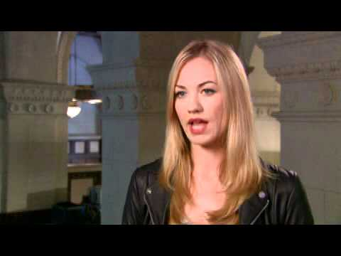 Chuck 4x07 - Yvonne Strahovski Interview