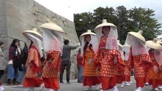 滋賀県 ひこねの城まつり 井伊直弼公生誕200年祭 271103.