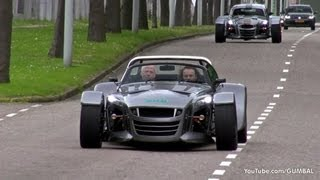 Donkervoort GTO 2013 Videos