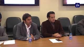 نقابتا المهندسين والصحافيين توقعان اتفاقية تركيب سخانات وخلايا شمسية لمنتسبيها - (17-10-2017)