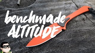 The Lightweight & Durable Benchmade Altitude