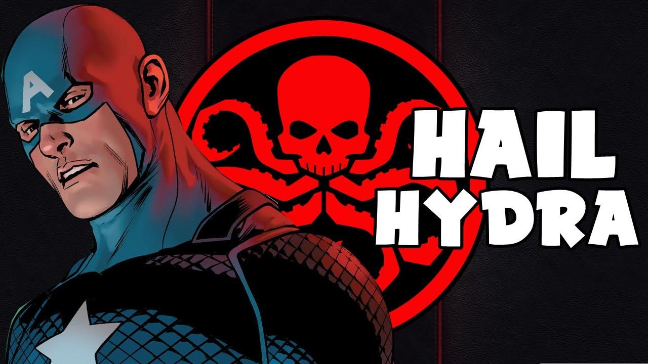 Resultado de imagem para capitão america hydra