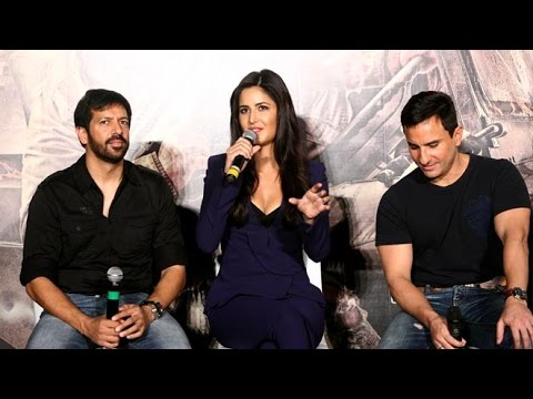 UNCUT Phantom Trailer 2015 Launch Event | Katrina Kaif, Saif Ali Khan, Kabir Khan