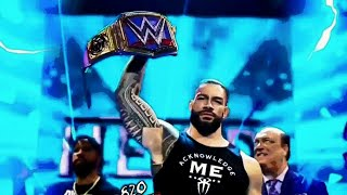● Roman Reigns || Head Of The Table || Custom Titantron 2021 (New Theme Song) •The Tribal Chief•