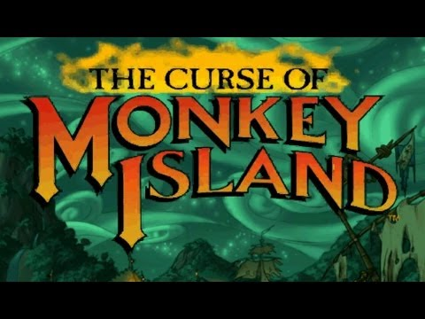 Curse of Monkey Island - Part 6. Five aces.