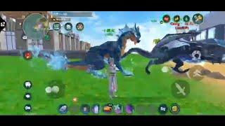 Utopia Origin : Review Dragon Sea Pet , fishing position
