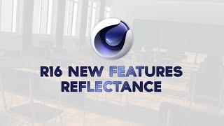 Cinema 4D R16: Reflectance Channel