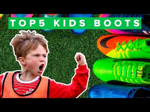 THE BEST BOOTS FOR KIDS | TOP 5 Kids Boots