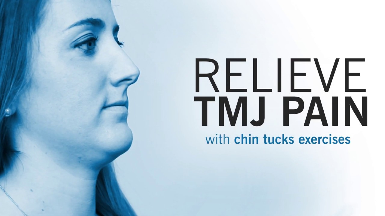Stubborn Tmj Pain Try Trigger Point Massage And Jaw Exercises