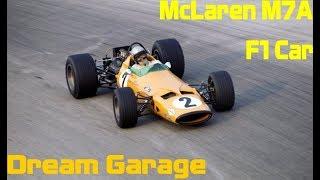 homepage tile video photo for Dream Car Build: McLaren M7A F1 Car (Dream Garage Series)