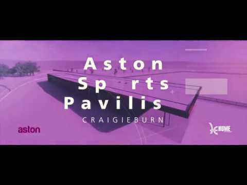 Aston Sports Pavilion Flythrough