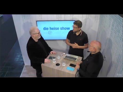 heise show @ CeBIT 2015 (Tag 1): Eröffnung, neue Fritzboxen, Smartphone-Verschlüsselung
