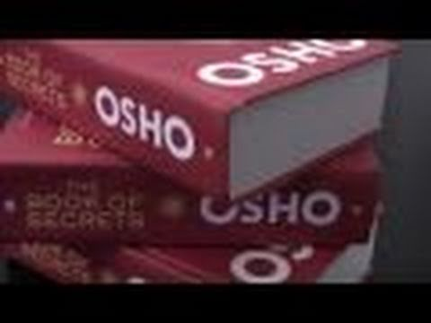 OSHO: The Book of Secrets (book promotion)