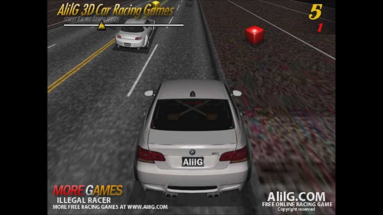 play 3d car racing games