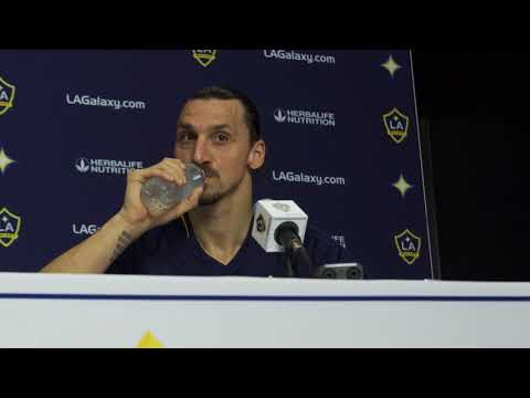 Post Match: Zlatan Ibrahimovic | March 31, 2018