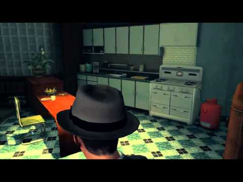 LA Noire - 5 Star DLC Case - Nicholson Electroplating - Part 2