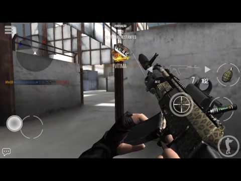 AK12 FULL ( RDS + OSS ) GAMEPLAY [ MODERN STRIKE ONLINE ]