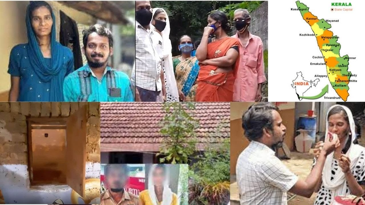 Kerala man marries girlfriend he hid in his room for 11 years without his family knowing it