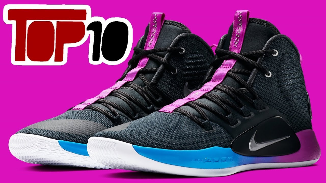 857a1be8298 Top 10 Nike Hyperdunk Shoes In History - YouTube