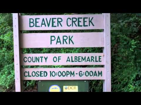 Beaver Creek Park Near Charlottesville, Virginia