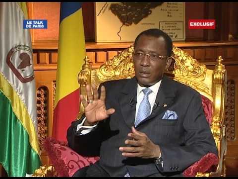 Droit de l'homme-Idriss déby sur France 24