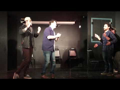 Stay Hydrated Improv Comedy Set @One Love 2016.12.19