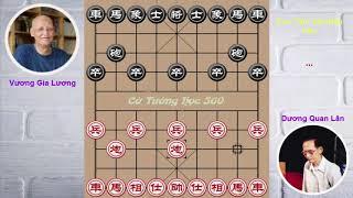 Đã Mắt Ván Cờ Tướng Huyền Thoại Của Kỳ Vương Dương Quan Lân vs Vương Gia Lương