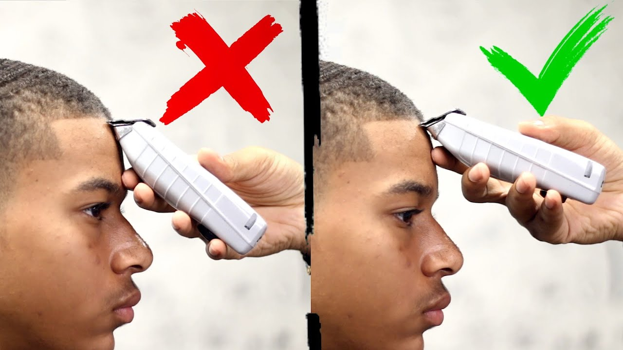 9 Line Up MISTAKES You SHOULD AVOID | How To Get A Sharp Hairline