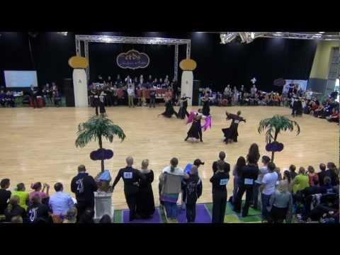 ETDS 2012-2, Nijmegen | Open Ballroom, (Nearly) Complete Final