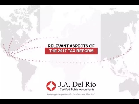 Mexico s Tax Reforms 2017