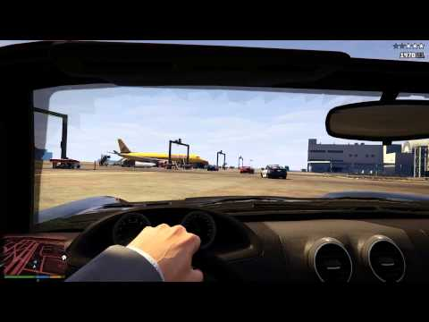 Grand Theft Auto 5 (First-Person Gameplay Trailer)
