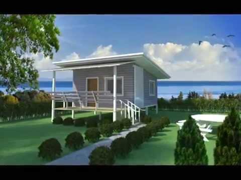 บ้านน็อคดาวน์ผ่อนได้ สวย ถูก แข็งแรง บริษัท iQuickHome 095-7500752, 056-008422