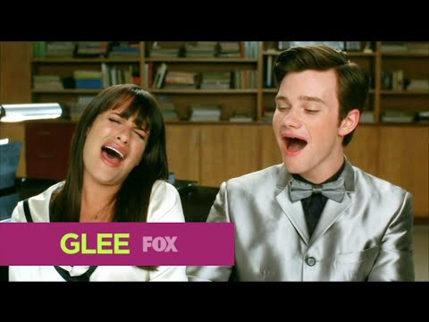 GLEE - Full Performance of ''Happy Days Are Here Again/Get Happy'' from ''Duets''