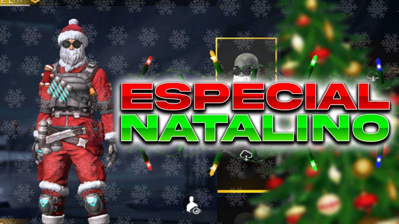 ESPECIAL NATALINO (FREE FIRE HIGHLIHTS )