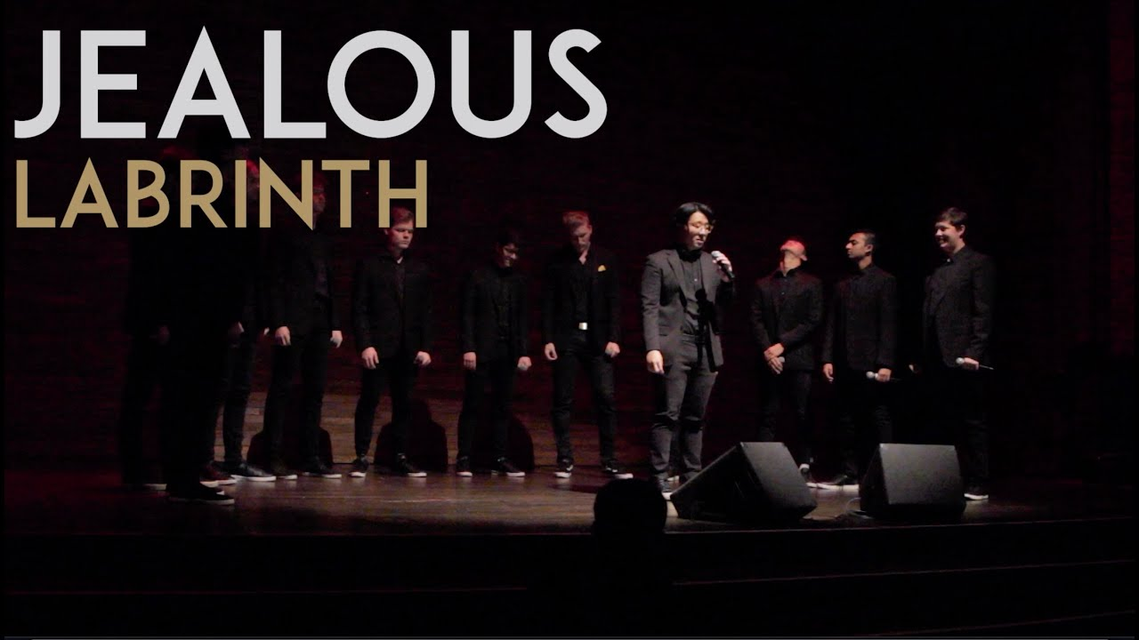 Jealous by Labrinth - Melodores A Cappella LIVE