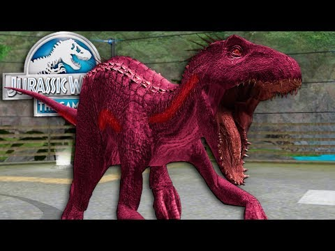 SUPER-HYBRID BRAWLASAURS | INDORAPTOR?! - Jurassic World - The Game | Ep. 268