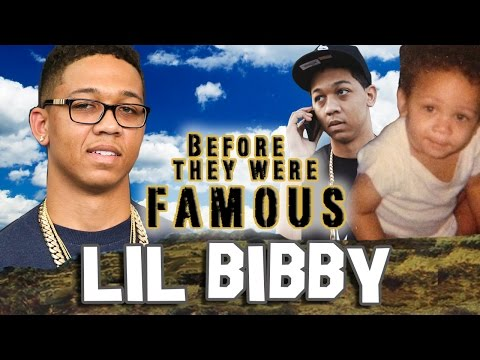 LIL BIBBY - Before They Were Famous - Brandon Dickinson