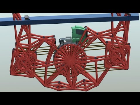 THIS THING WILL BLOW YOUR MIND! - Poly Bridge