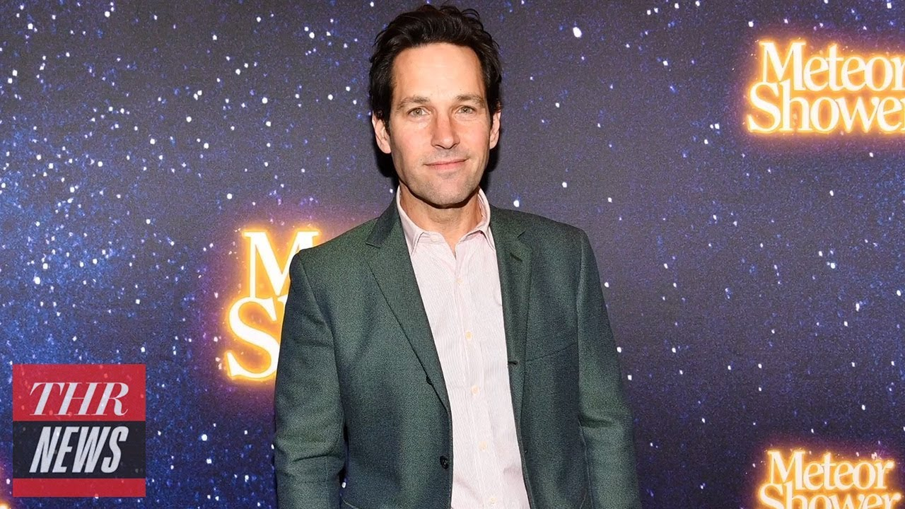 Paul Rudd Expands Netflix Relationship With New Comedy Series 'Living With Yourself' | THR News