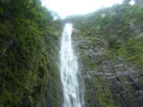 Maui Water Fall / June 2013