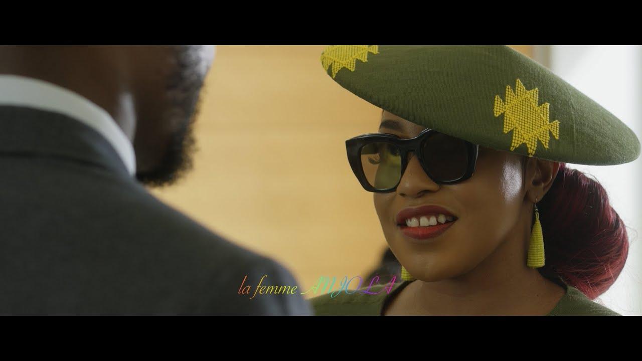 Download LA FEMME ANJOLA (THE WOMAN ANJOLA) OFFICIAL TRAILER