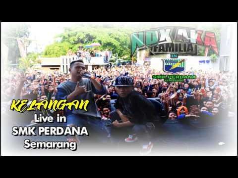 NDX ft PJR live SMK Perdana SEMARANG Kelangan