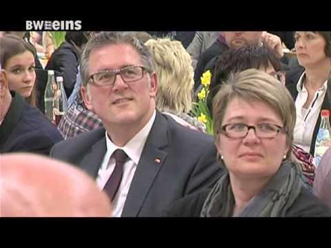 Bundesinnenminister DeMaiziere in Pfronstetten