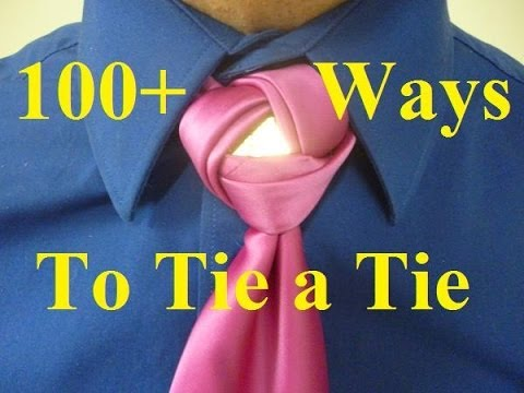 How to tie a tie penrose knot for your necktie youtube how to tie a tie penrose knot for your necktie ccuart Image collections