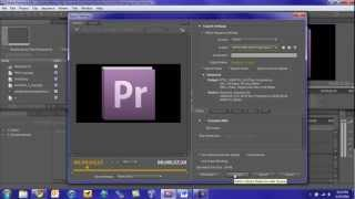 Adobe Premiere Pro CS5 Tutorial: Rendering and Exporting thumbnail