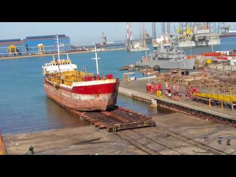 DURRAT AL MANAMA | DRY DOCKING IN ASRY 2016 | ASRY DRY DOCK | SHIP DRY DOCKING IN ASRY BAHRAIN